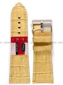 6b7ecced4d4207 Pasek skórzany do zegarka - Diloy 378EA.30.17 - 30 mm