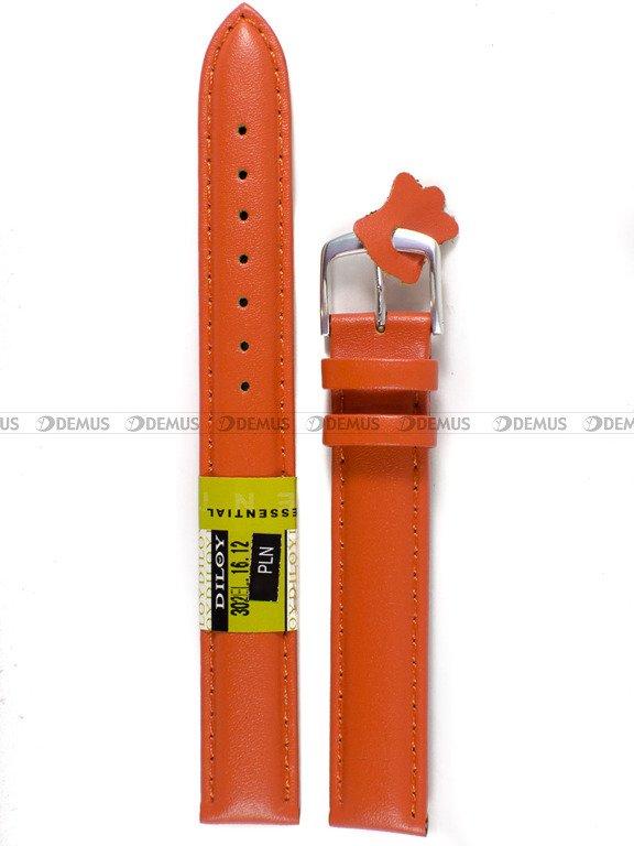 ed5dea25085f6c Pasek skórzany do zegarka - Diloy 302EL.16.12 - 16 mm \ Paski ...